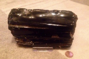 Whitby Jet trunk section